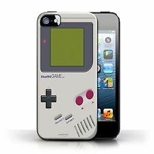 Stuff4 Phone Case/back Cover for Apple iPhone SE /games Console Nintendo Game Boy