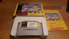 Street Racer Super Nintendo SNES PAL OVP CIB Boxed