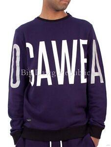 Rocawear Men's Designer Cotton Sweatshirt, New Hip Hop Era, G Is Star Time Money