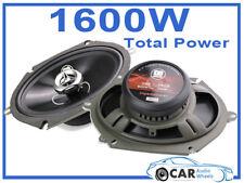 "OE Audio 5x7"" 6x8"" New 2 way car audio door shelf speakers pair 1600W Total Pair"