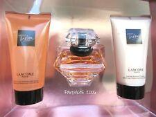 Lancome Tresor Geschenkset 30ml Eau de Parfum + Bodylotion + Duschgel