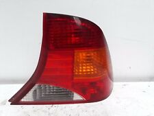 FORD FOCUS REAR LIGHT CLUSTER DRIVERS SIDE XS4X 13404 BC 1999 1.8 PETROL