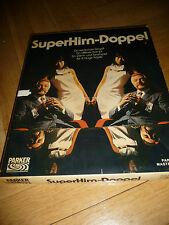 Superhirn Doppel - Parker 70er Jahre - kult 1975 - Master Mind