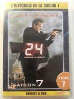 24 heures chrono saison 7 COFFRET DVD NEUF SOUS BLISTER