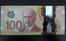Canada, 100 Dollars 2011, P-110, UNC * Polymer Plastic *