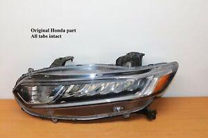 2018 2019 2020 Honda Accord Left Driver Side LH LED Headlight OEM
