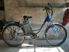 Bicicletta elettrica unisex adulto Ecology bike - the ecological city