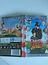Charlie and the Chocolate Factory | Sony PSP UMD Video Movie | Tested