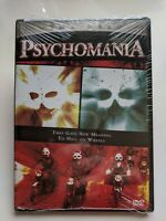 PSYCHOMANIA (DVD, 2005, Cinema Deluxe Series) a.k.a. THE DEATH WHEELERS