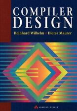 Compiler Design (International Computer Science Series)-ExLibrary