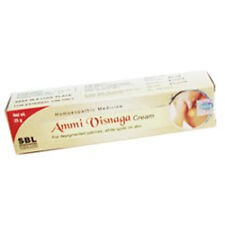 SBL Homeopathy Ammi Visnaga Cream For depigmented patches, white spots on skin