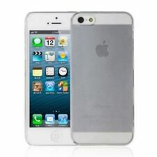 Fundas liso de color principal transparente para teléfonos móviles y PDAs
