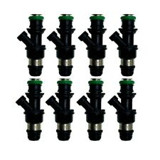 8- OE 42lbs/hr Delphi Fuel Injectors fits GM Marine 8.1L 5320288 17113739 440cc