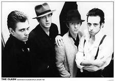 THE CLASH - VINTAGE MUSIC PHOTO POSTER - 23x33 UK IMPORT 49638