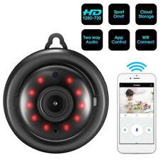 Mini Kamera Wireless WiFi WLAN Überwachungkamera Hidden Spion Camera Spycam DE