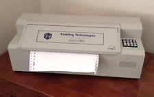 Juliet Pro Braille Embosser Printer for the Blind - Unused