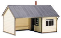Wills SS60 OO Gauge Station Platform Building Kit