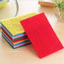 10X Magic Sponge Eraser Cleaning Towel Wash Cloth Kitchen Dish Foam Pad Cleaner