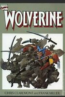 Wolverine TPB 1st Edition By Chris Claremont and Frank Miller #1-REP FN 1988