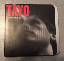 TAYO - FABRICLIVE.32 (CD with Tin)