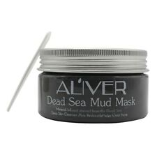 3X(Aliver Deep Skin Cleanser Dead Sea Mud Mask For Face Acne Oily Skin Mud Mas Q
