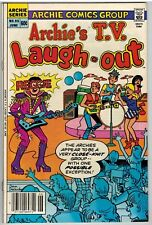 ARCHIE'S TV LAUGH-OUT #95 1984 JOSIE SABRINA STORIES COPPER AGE NICE!