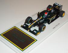 1/43 Spark Lotus T127 car #18 2010 European GP 500 F1 GP Jarno Trulli S3010