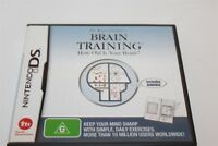 Nintendo DS Brain Training Game Complete How Old Is Your Brain?