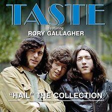 Hail: Collection - Taste (2015, CD NIEUW)