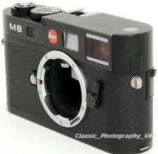 LEICA M8 Digital Rangefinder Model 10701 Camera = Very Low Shutter Count 1117
