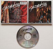 Casanova - One night stand (1992) Ticket To The Moon,Jaded Heart,Mad Max,Bonfire