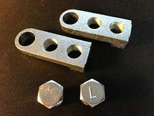 Kurbelverkürzer Pedalverkürzer sehr einfache Montage - 1 Paar mit Anleitung