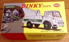DINKY TOY/ATLAS - BEDFORD T.K. CRASH TRUCK WITH OPERATING WINCH - 434 NEW BOXED