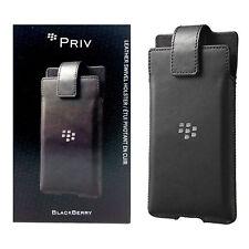 BlackBerry Leather Belt Clip Holster Case for BlackBerry Priv - Lot of 10