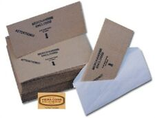 100 Self Adhesive Kraft Mailer for Coins, Cards, Jewelry..(#10 Envelope) #18400