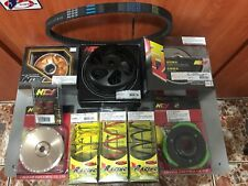 SCOOTER 150CC GY6 NCY RACING VARIATOR AND CLUTCH COMPLETE COMBO NEW STYLE 1