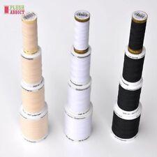 Hilos de costura color principal negro