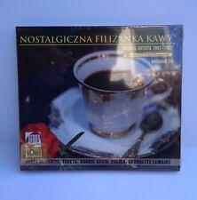 NOSTALGICZNA FILIZANKA KAWY VOL. 14 CD TRCD 1113