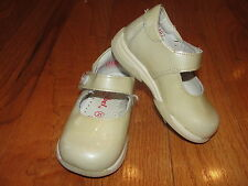 MINIBEL Pearl Patent Mary Jane Dress Shoes Toddler Girls US 5 Euro 21