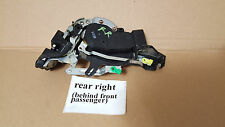 1997-2001 toyota camry rear right  passenger  door lock latch with actuator oem