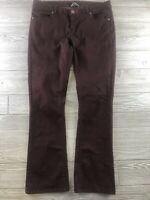 The North Face Women's Purple Denim Jeans Size 10 (Y187)