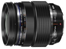 Olympus M.Zuiko Digital Pro 12-40mm f/2.8 AF ED Zoom Lens for Micro Four Thirds Cameras - Black