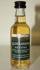 Glenglassaugh Revival Mini 5cl 46% bottled 2013 OA 2013/09/05 LG60754 0,05 Liter