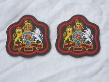 Warrant Officer 1, REGIMENTAL SERGENTE MAGGIORE, bordo Rosso, Royal Artillery, 2x