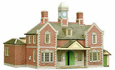 OO Building Card kit - Terminus or Through Station - Superquick A10 - free post