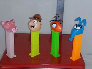 Pez -The Pink Panther set 1997  open 4