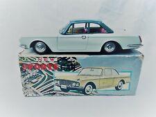 ATC New Sports Car Tin Toy Friction Japan Very Rare Boxed