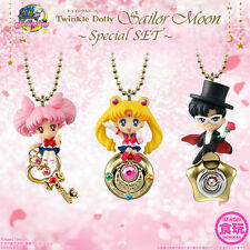 Sailor Moon Twinkle Dolly Limited Special Set * Figure Keychain - Bandai Japan
