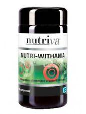 NUTRIVA NUTRI-WITHANIA 60 COMPRESSE