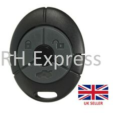 NEW For Rover MG TF ZR ZS 25 45 Streetwise 3 Button Remote Key Fob Case Shel A19